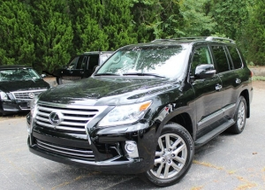 2015 Lexus LX 570 FOR SALE - Very Clean